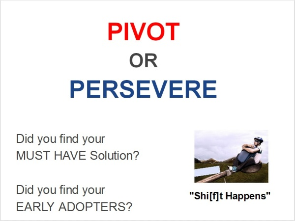 Pivot or Persevere | JUMP School